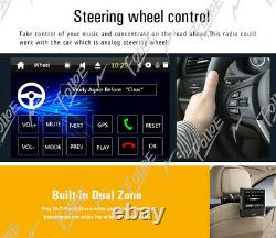 7 Single 1 Din GPS Stereo DVD CD Radio Player navigation In Dash Bluetooth MP3
