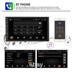 7 Single DIN Android 10 2+16 Car Radio Stereo GPS MP5 Player WiFi Quad Core