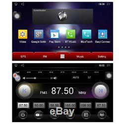7'' Touch Screen 2Din Android WIFI Bluetooth GPS HD Stereo Radio MP5 USB Player