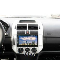 7inch Car In-Dash MP5 Player GPS Navigation Radio 2DIN Stereo Touch Screen USB