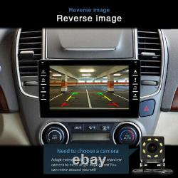 8 Car Player Android 9.1 Stereo GPS Navi MP5 Double 2 Din WiFi Quad Core Radio