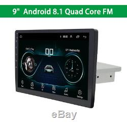 9 1080P Touch Screen Android Stereo Radio MP5 Player Quad-core RAM 2GB ROM 32GB