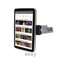 9 360°Rotatable Screen 1DIN Android 9.1 Car Universal MP5 Player Radio GPS Navi