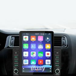 9.5 2DIN Android 9.1 HD Touch Screen 1GB+16GB Car Stereo Radio GPS MP5 Player