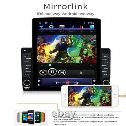 9.7 1Din Android 9.1 HD Quad-core WiFi 1G+16G Car Stereo Radio GPS MP5 Player