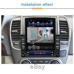 9.7 Inch Android 9.1 Car Stereo Radio GPS Navigation Wifi 1080P Touch Screen