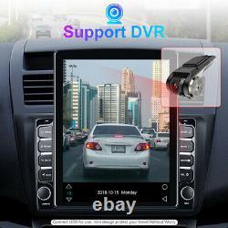 9.7Vertical Screen HD 2.5D Bluetooth FM Radio USB GPS Car MP5 Player Android8.1