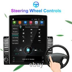 9.7in Car Stereo Radio Quad-core GPS Navigation HD Touch Screen for Android 9.1