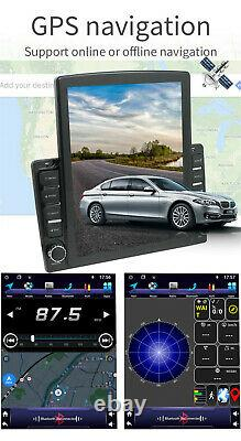 9.7in Stereo Radio GPS/Wifi/FM/Hotspot MP5 Player withCamera Fit For Car Truck SUV