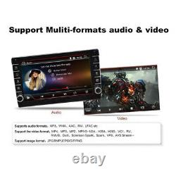 9'' Android 9.1 Car Stereo Radio GPS MP5 Player Bluetooth FM Wifi Touch Screen