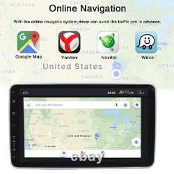 9 Android 9.1 Double 2DIN Car Auto Stereo Radio GPS Navigation MP5 Player WiFi