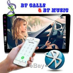 9 Double Din Car Multimedia MP5 Player Radio Stereo Touchscreen + Backup Camera