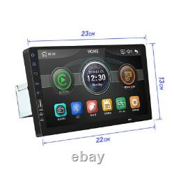 9 In 1Din Car Stereo Radio HD MP5 Player Touch Screen Bluetooth Radio &Camera