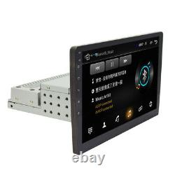 9 Single Din Android 8.1 Car Stereo Radio GPS Navigation DVD Video USB FM WiFi