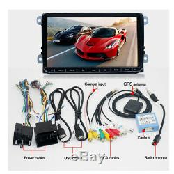 9 inch 1080P Android 8.1 Car Stereo Radio Player 2Din GPS Navigation Wonderful