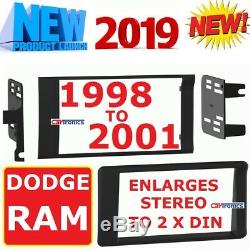 98 99 00 01 Dodge Ram 6.2 Cd/dvd Am/fm Bluetooth Usb Car Radio Stereo Pkg