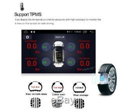 9Inch Android 9.1 Quad Core Touch Screen GPS Navigation Car Stereo Radio MP5