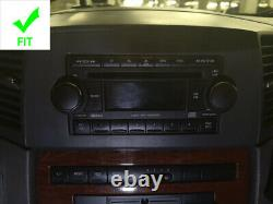 Android 10 Car DVD GPS Navi Radio For Dodge RAM Jeep Wrangler Chrysler Charger