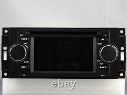 Android 10 Car DVD Radio Head unit Stereo GPS navigation For Jeep Dodge Chrysler