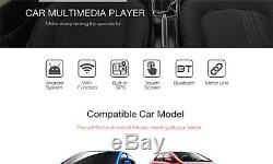 Android 6.0.1 Car GPS Navigation Quad-core TF Video Output WiFi DVR Radio Player