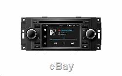 Android 8.0 Car GPS Navi DVD Radio For Dodge RAM/Chrysler/Jeep Grand Cherokee