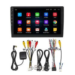 Android 8.1 10 Inch Car Stereo Radio No-DVD Player In Dash Car GPS Navi Wifi FM