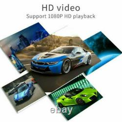 Android 8.1 GPS 1 DIN Quad Core Car Stereo Radio 10in Multimedia MP5 Player 16G