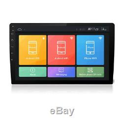 Android 8.1 HD 9inch Car Dash Stereo Radio GPS Wifi MP5 Player Mirror Link 1+16G