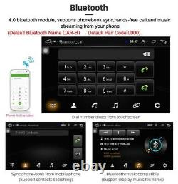 Android 8.1 Quad-core RAM 1GB ROM 16GB Touch Screen Stereo Radio Kit Fit For Car
