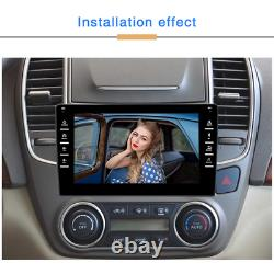 Android 9.0 8In Touch Screen HD Car FM Stereo Radio Bluetooth GPS Wifi Player