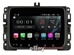 Android 9.0 Car GPS Radio stereo Head Unit for Dodge RAM 1500 2500 3500 2013+
