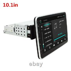 Android 9.0 Touch Screen Rotatable Car Stereo Radio 12V GPS Wifi Navigation Kits