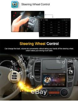 Android 9.1 10.1 Car Stereo MP5 Player WIFI GPS FM Radio Double 2DIN 2 +32GB