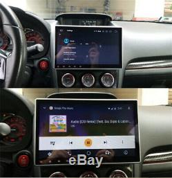 Android 9.1 Double 2Din 10.1Car Stereo Radio GPS Navigation WiFi 3G/4G OBD TPMS