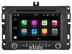 Android Headunit Radio DVD GPS for Dodge Ram 1500 2013-2018 Wifi SWC