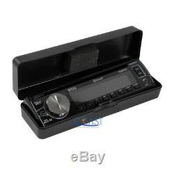 Boss Bluetooth Car Radio Stereo Dash Kit Harness for 2004+ Chrysler Dodge Jeep
