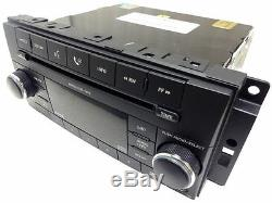 CHRYSLER DODGE JEEP AM FM Radio Stereo MP3 CD Player RES Sirius Uconnect OEM