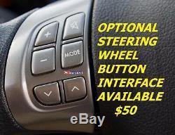 CHRYSLER JEEP DODGE BLUETOOTH DVD CD USB DOUBLE DIN DASH KIT CAR Radio Stereo