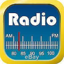 CHRYSLER JEEP DODGE BLUETOOTH TOUCHSCREEN USB SD AUX Car Radio Stereo