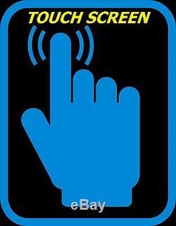 CHRYSLER JEEP DODGE Double Din KENWOOD BLUETOOTH BT CD DVD VIDEO Radio Stereo