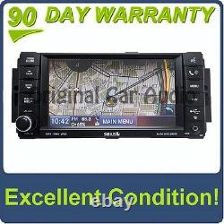 CHRYSLER JEEP DODGE Ram MyGig Navigation Radio CD MP3 DVD Sirius Player 730N RER