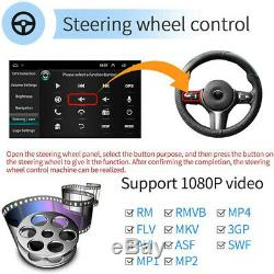 Car Android Touch monitor Multimedia Video Player 10.1in Radio GPS Navigation