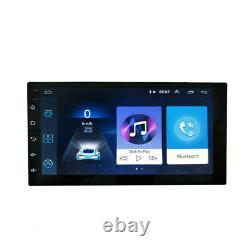 Car Bluetooth Stereo Radio Multimedia Video Player 2 din 7 Android FM GPS Wifi