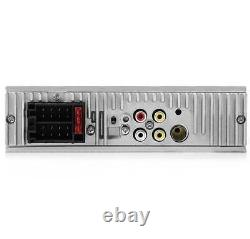 Car DC12V 4.1 4012B HD In-Dash Bluetooth MP5 MP3 Player Stereo Radio AUX USB