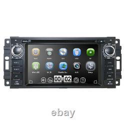 Car DVD GPS Radio Navigation For Dodge Ram Chrysler 300C Jeep Grand Cherokee