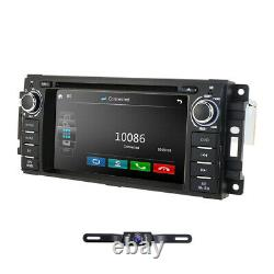 Car Deck DVD Player GPS Stereo Radio For Jeep Grand Cherokee/Chrysler/Dodge Ram