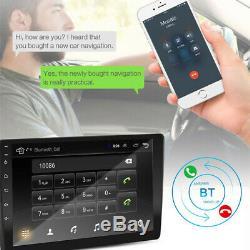 Car Radio 10.1 2 DIN Car Android Multimedia Player Head Unit Split Screen GPS
