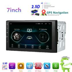 Car Radio 2Din Android Autoradio GPS Multimedia Player 1G+16G 7IN Touch Monitor