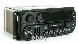 Chrysler Dodge Jeep RBB Radio 2003 2007 AM FM Cassette CD Ctrl iPod Aux Input