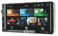 Chrysler Jeep Dodge Bluetooth Usb Car Radio Stereo Android Soundstream Vm-700hb